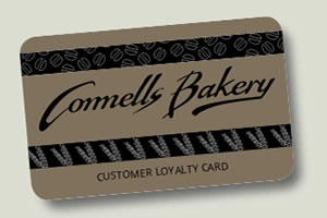 Connells Bakery Loyalty Program